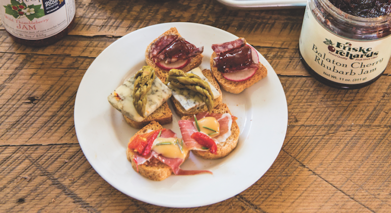 Easy Holiday Appetizers Using Local Northern Michigan Jarred Foods