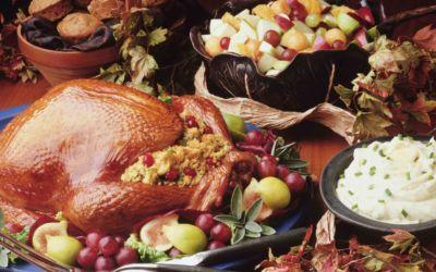 Northern Michigan Restaurants Serving Thanksgiving Dinner 2014