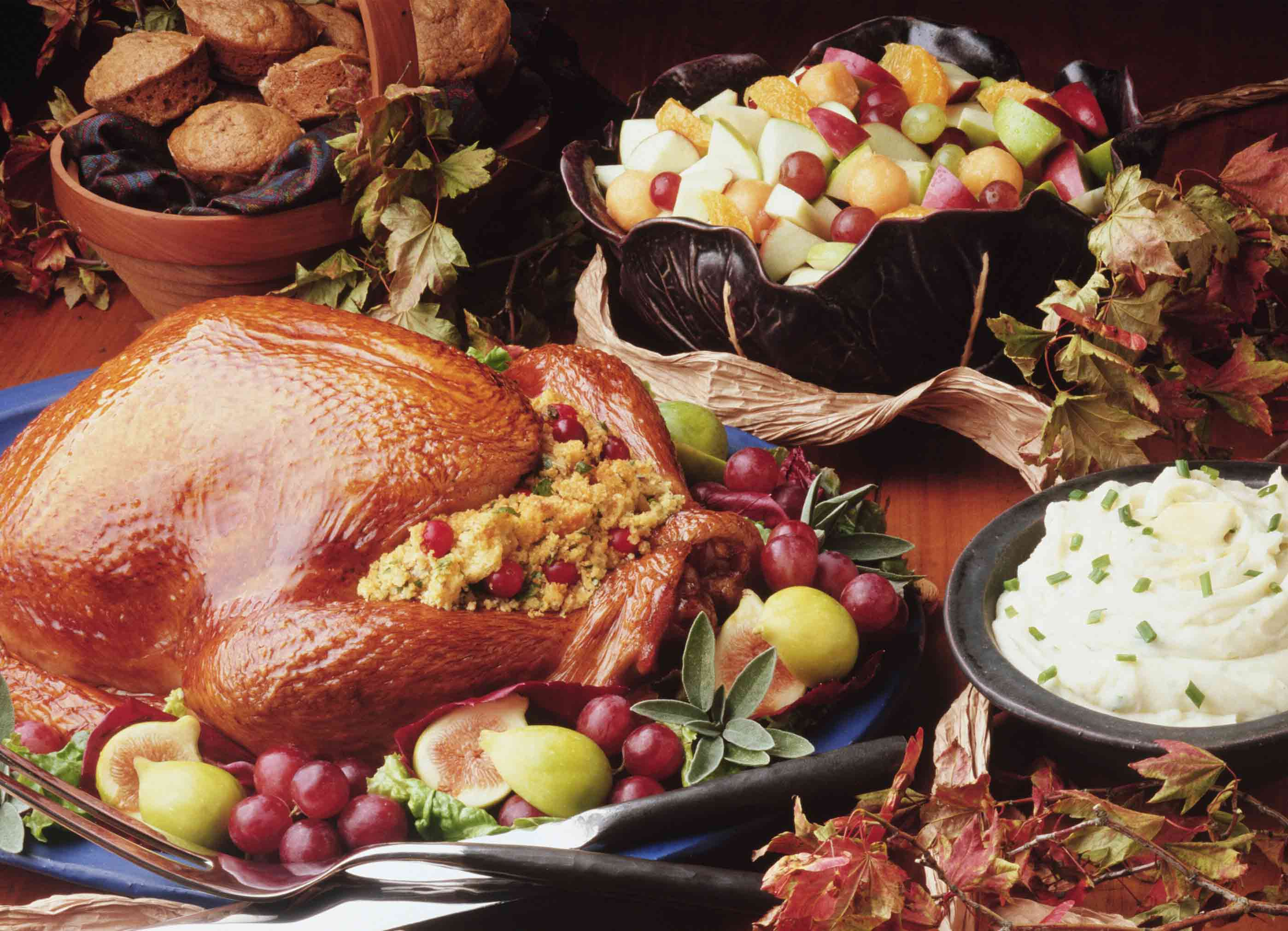 thanksgiving potluck email wording