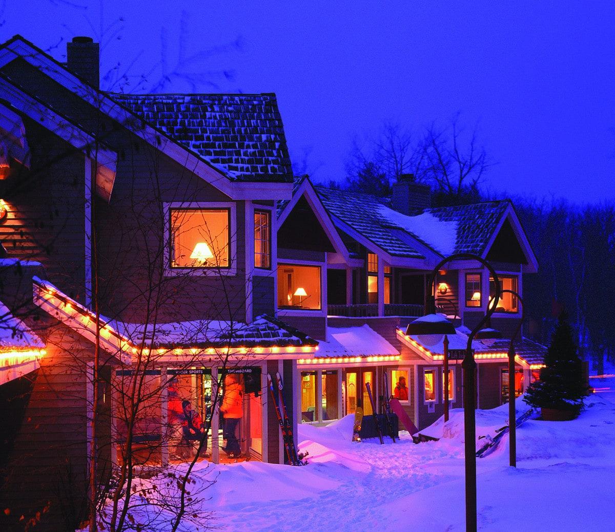 Northern Michigan Ski Vacations: Win A Homestead Ski Trip
