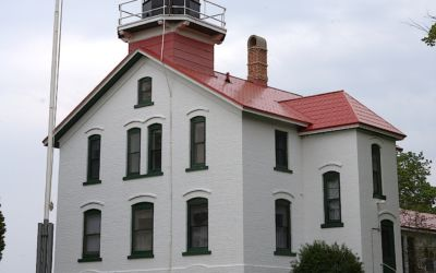 A Lighthouse Keeper's 1920s Christmas at Grand Traverse Lighthouse