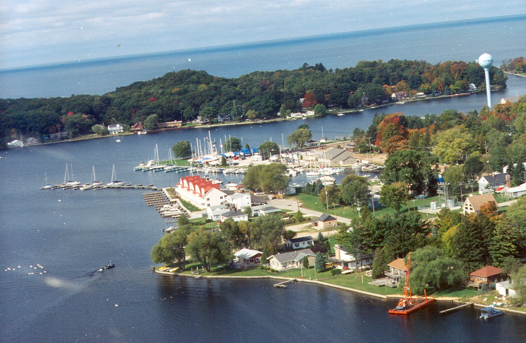 Beaches, Boating and Snow Sports in Pentwater, Michigan ...