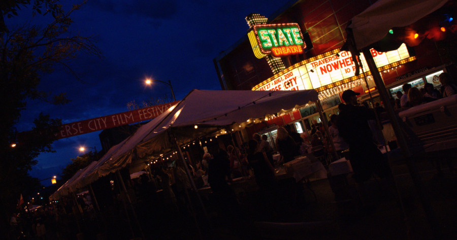 The state theatre and bijou theatre in traverse city for Craft shows in traverse city mi