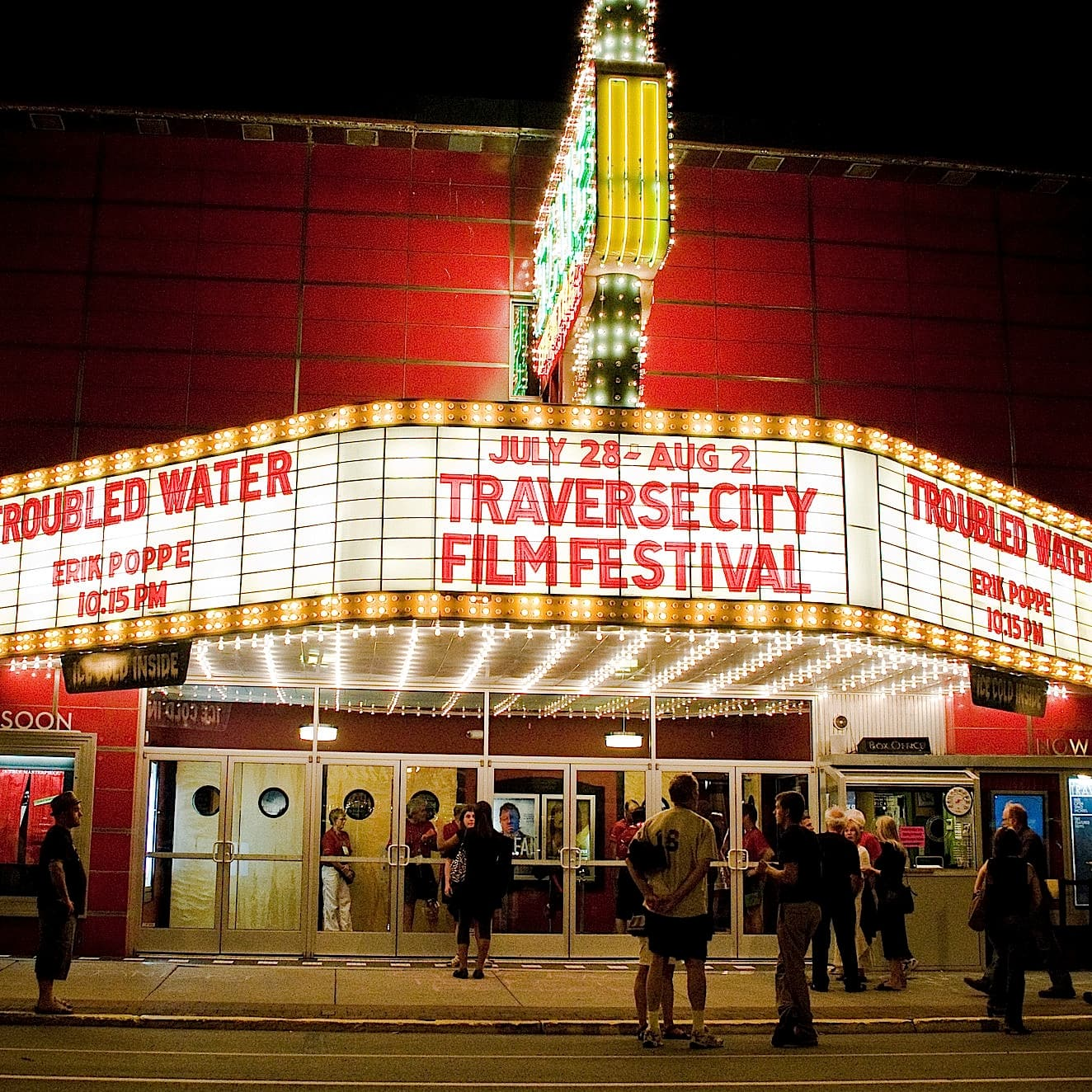 Key benefits of advertising in mynorth filmgoer 2014 for Craft shows in traverse city mi