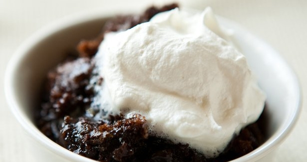 Crock Pot Chocolate Lava Cake