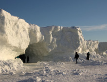 Leelanau Ice Caves-1
