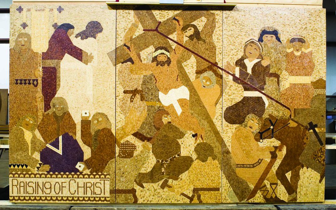 Ed Lantzer: The Raising of Christ