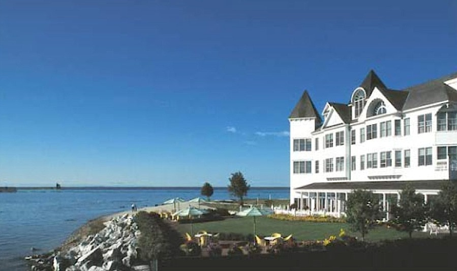 Mackinac Island S Hotel Iroquois Offers Summer Packages