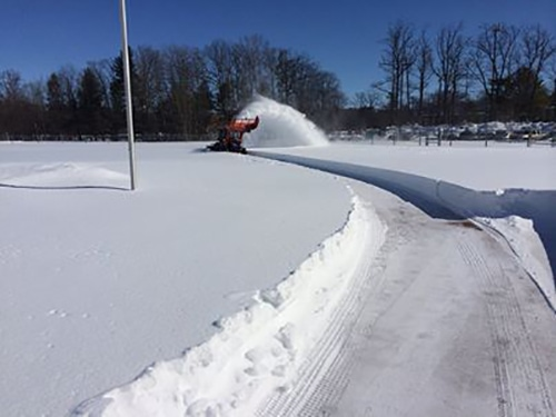 snowytrack