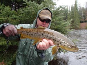 Northern Michigan Fly Fishing