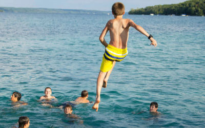 10 Northern Michigan Summer Camps for Kids