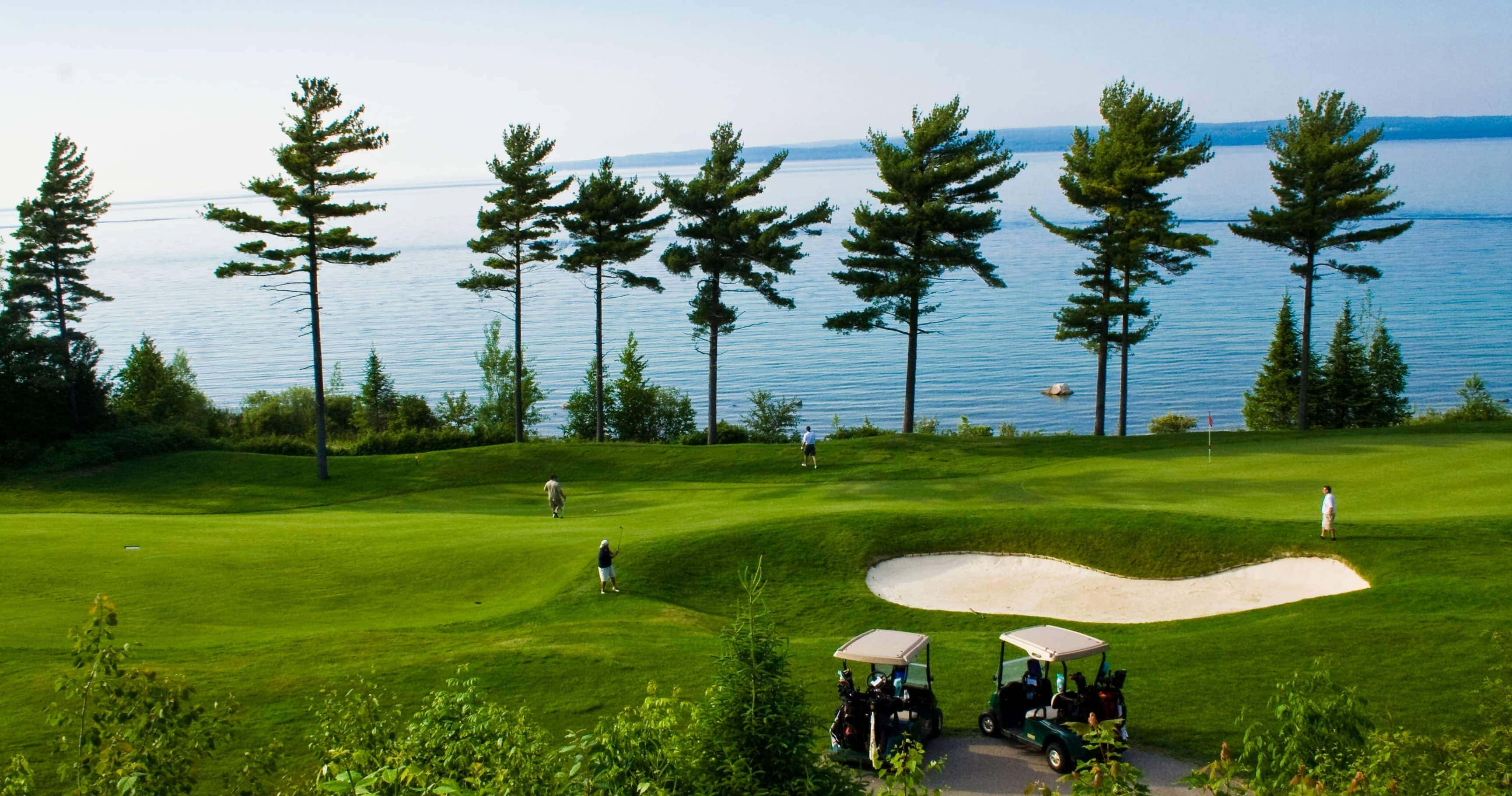 Northern Michigan Golf Packages At Boyne Shanty Creek