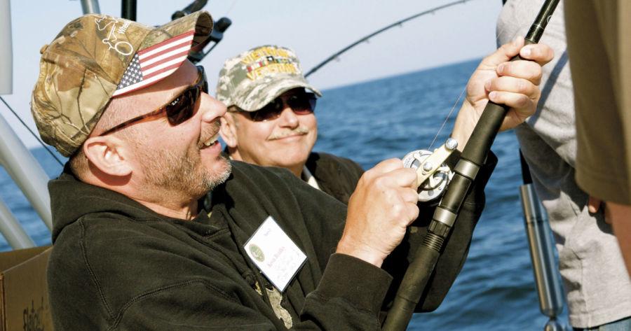 Northern Michigan fishing tournaments