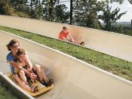 Crystal Mountain Slide