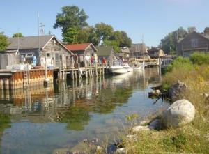 Fishtown, Leland