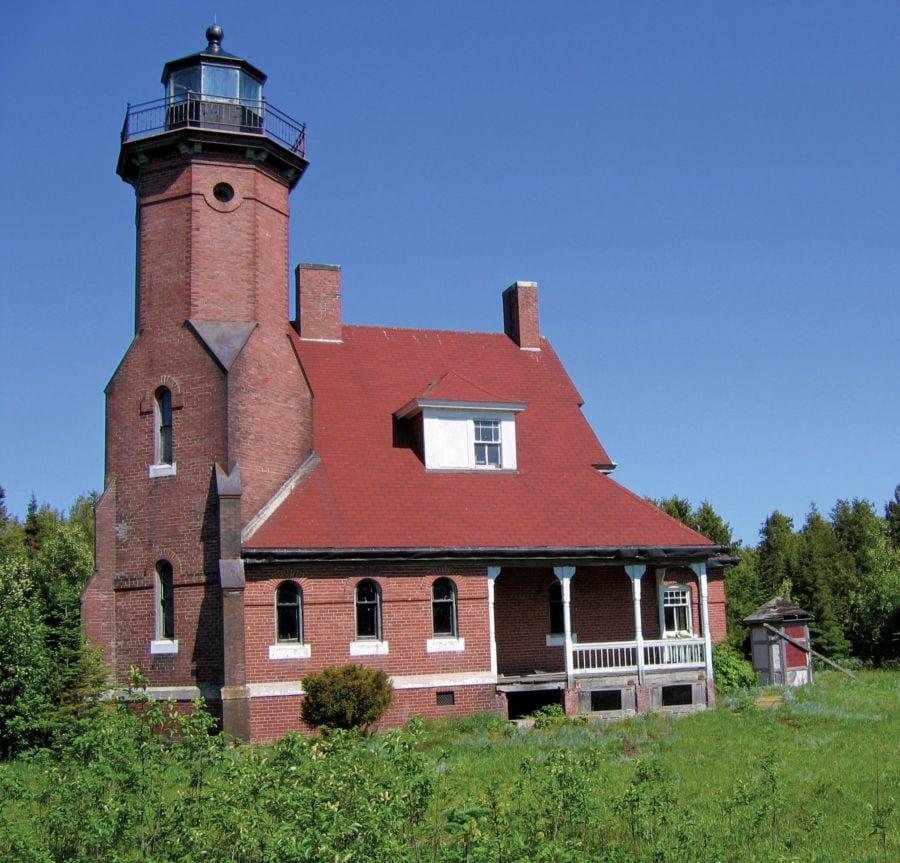 Squaw Isand Lighthouse