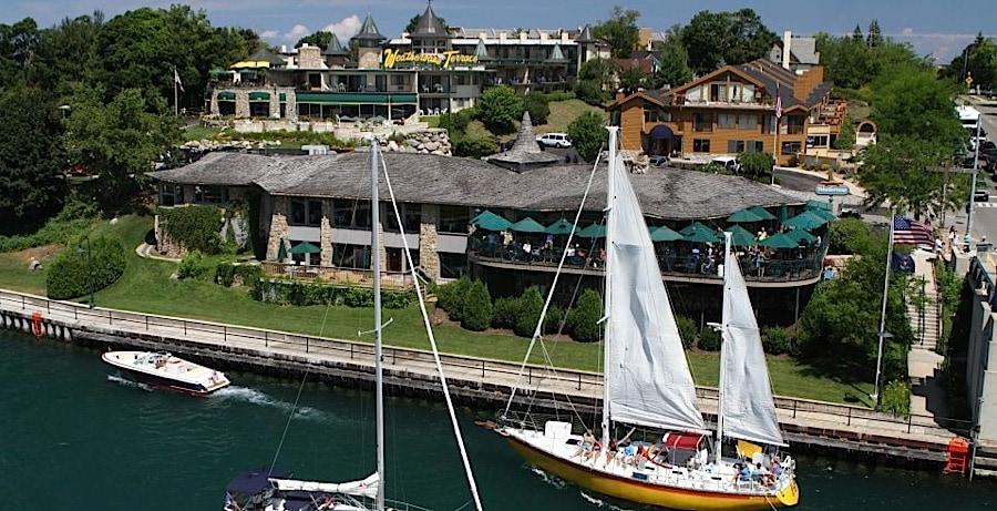 Charlevoix Lodging: Historic Stays, Resorts & Camping