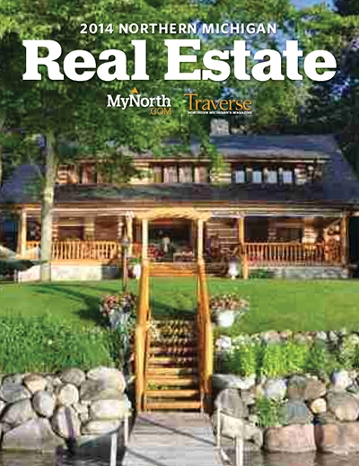 Sneak peek at the 2014 issue of MyNorth Real Estate. Call your account executive now to advertise; ad sales closing in May.