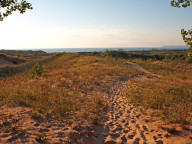 Sleeping Bear Dunes Hiking Trails