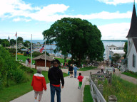Mackinac Island Memorial Day