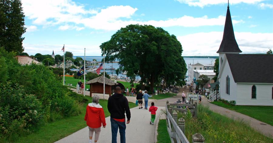 Mackinac Island Memorial Day