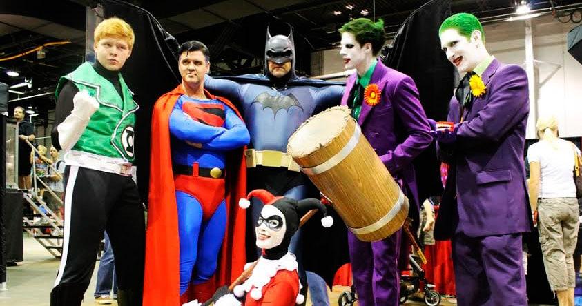 Cherry Capital Comic Con 2014