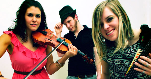 Moxie Strings will perform July 13th