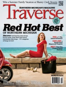 June 2014 Red Hot Best of Northern Michigan issue of Traverse Magazine