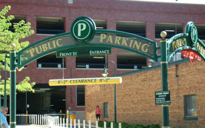 National Cherry Festival Parking and Restrooms