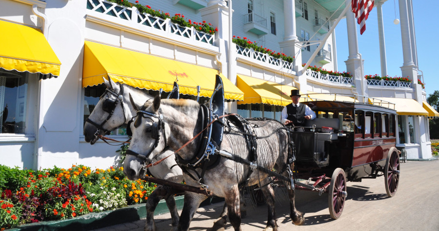 best things to do on mackinac island