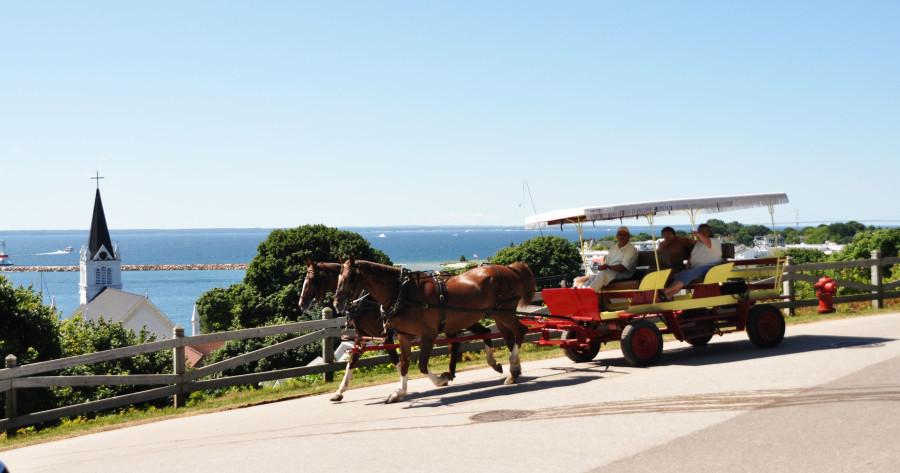 Mackinac Island attractions