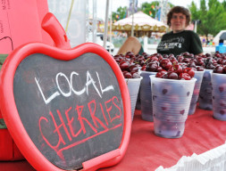 foodie events at the national cherry festival
