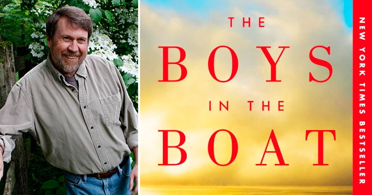 Traverse City National Writers Series: The Boys in the Boat