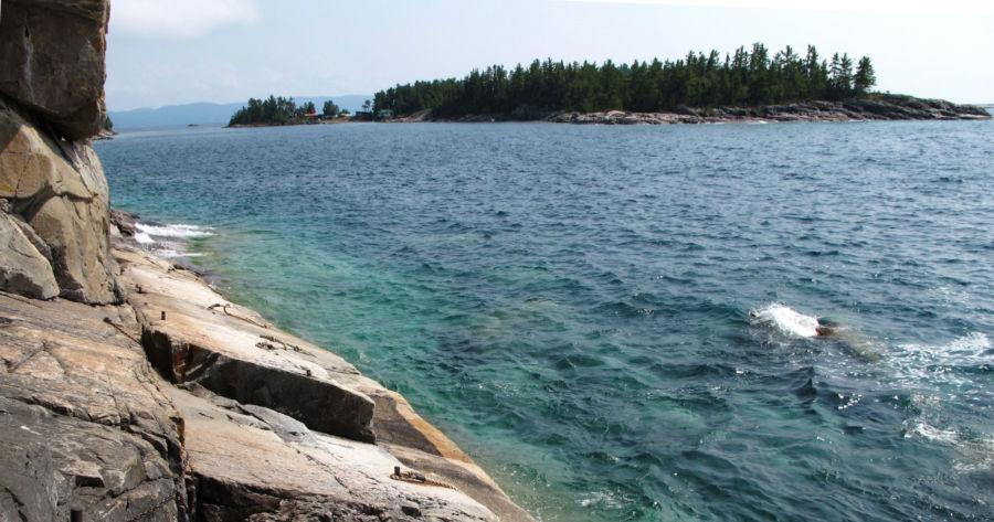 Lake Superior Water temperature forecast