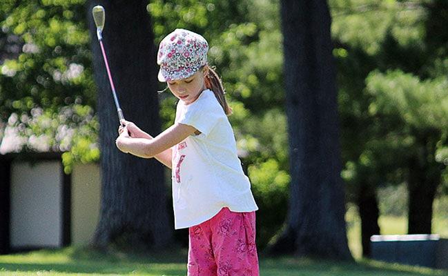 Boyne Junior Golf