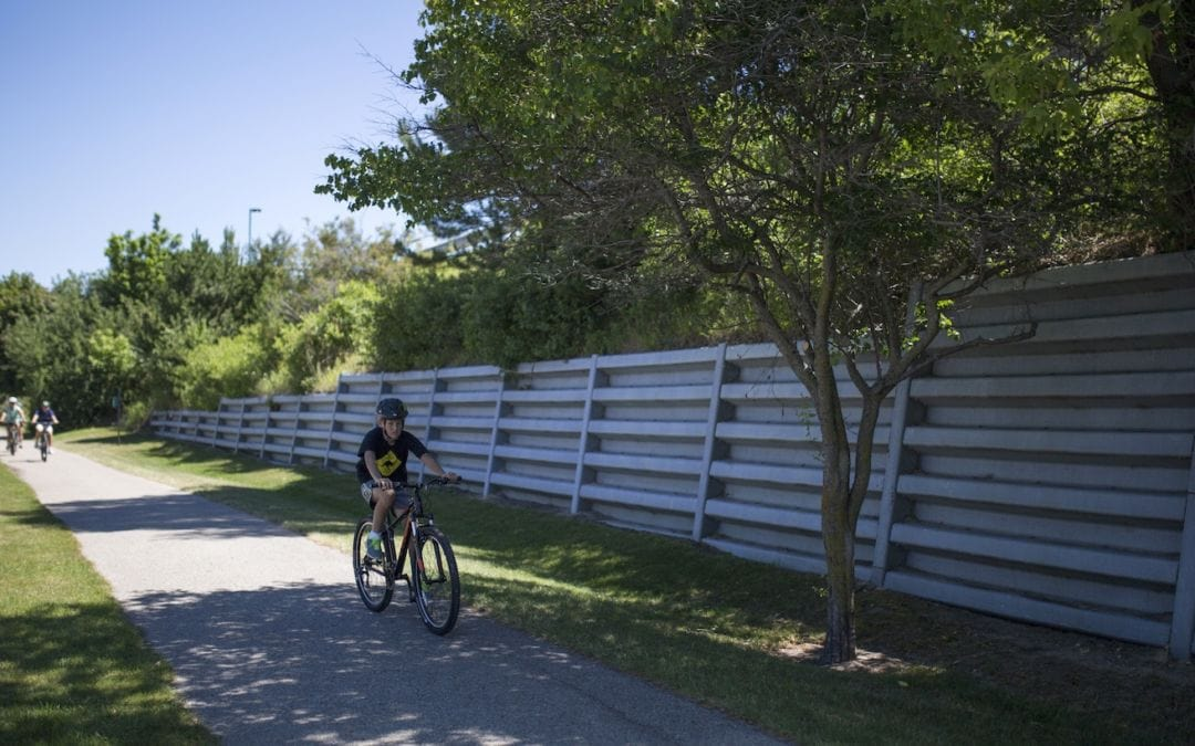 michigan bike trails for kids
