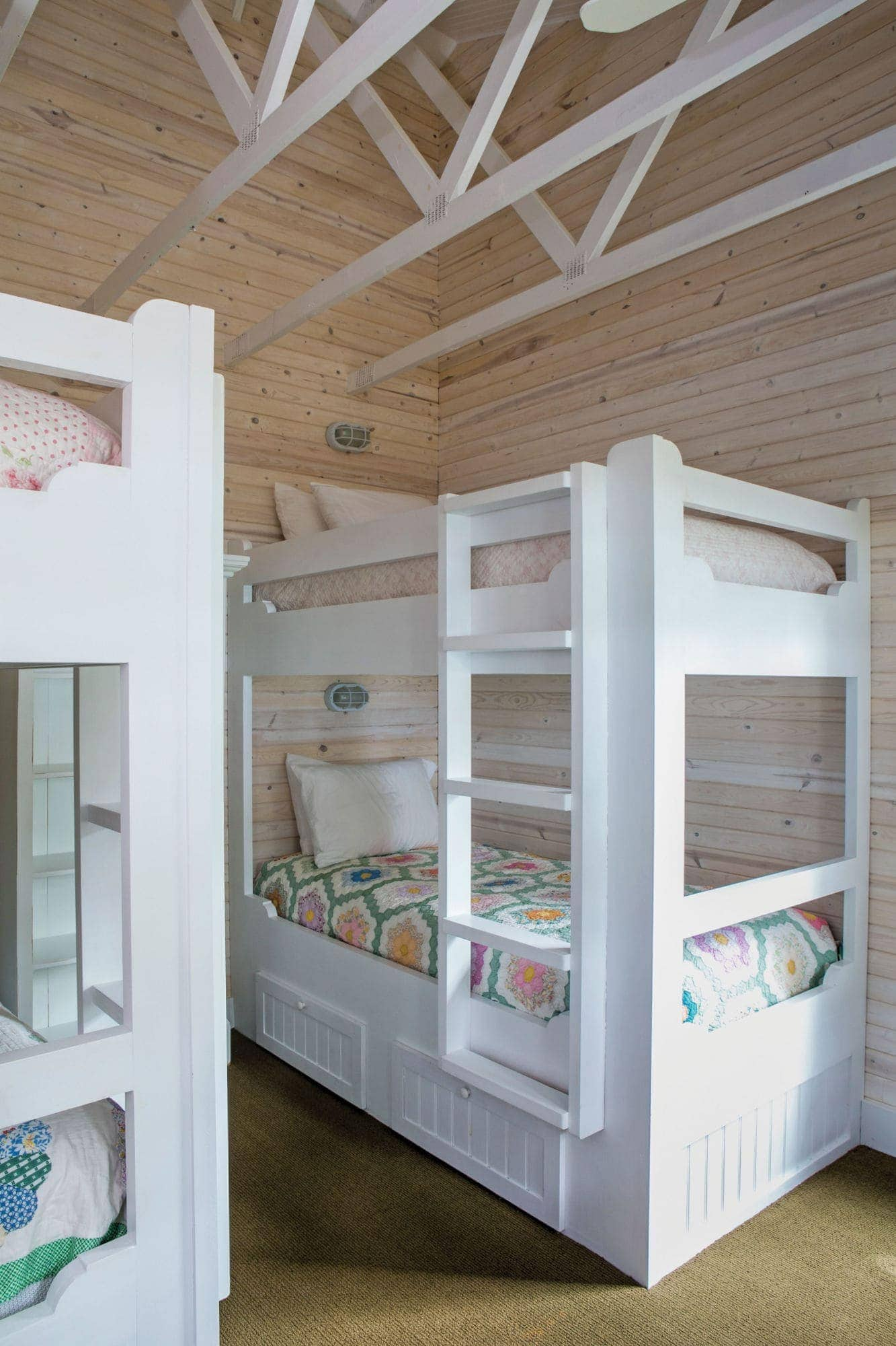 Renovated Glen Lake Cottage Creates Cozy Vintage Feel