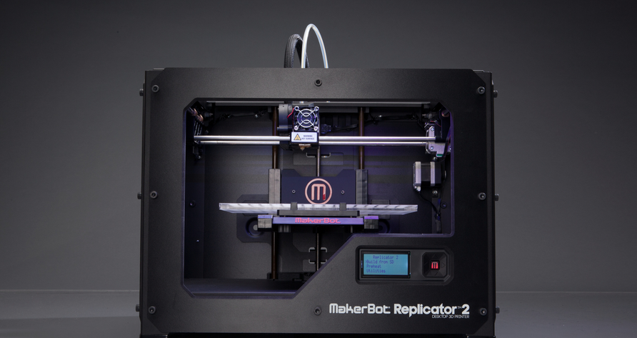 Photo courtesy of MakerBot.
