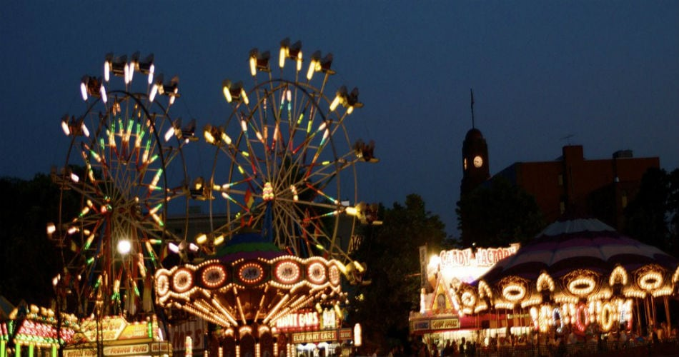 The traverse city cherry festival on a budget for Craft shows in traverse city mi