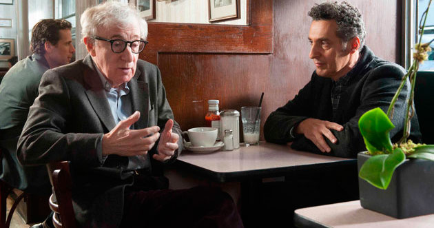 Woody Allen and John Turturro in 'Fading Gigolo'