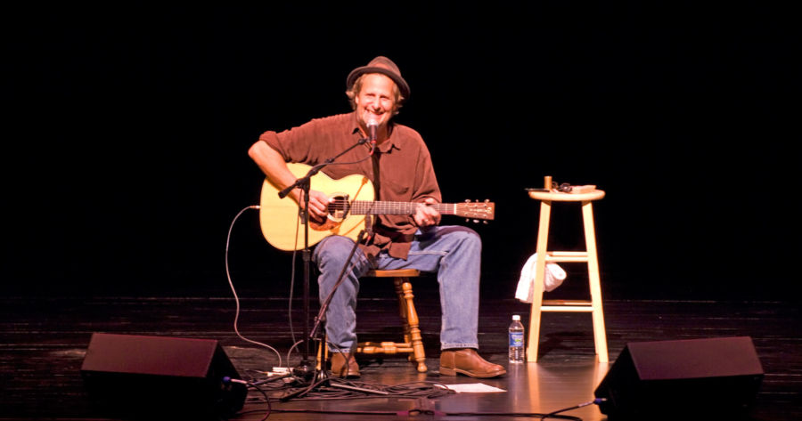 Jeff Daniels performs at the Ramsdell Theatre on August 20th.