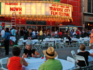 Traverse City Film festival parties