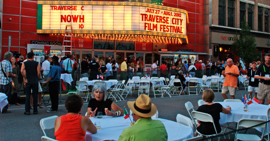 Traverse City Film festival parties