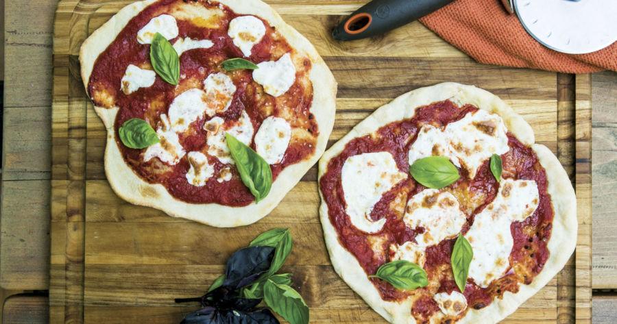 Mario Batali Pizza Margherita