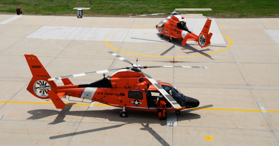 Photo by Us Coast Guard Air Station Traverse City