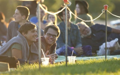 Tips For Open Space Movies at the Traverse City Film Festival