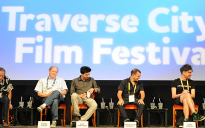 Panel Discussions at the Traverse City Film Festival
