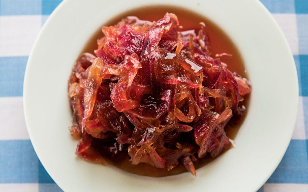 Yucatan-Style Pickled Red Onions