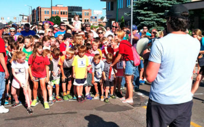 Healthy Exercise Habits for Northern Michigan Kids with Dr. David S. Olson