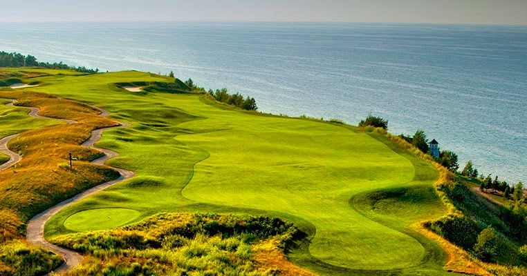 northern michigan golf packages